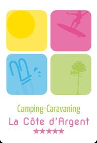 Camping à Hourtin : La Côte d'Argent