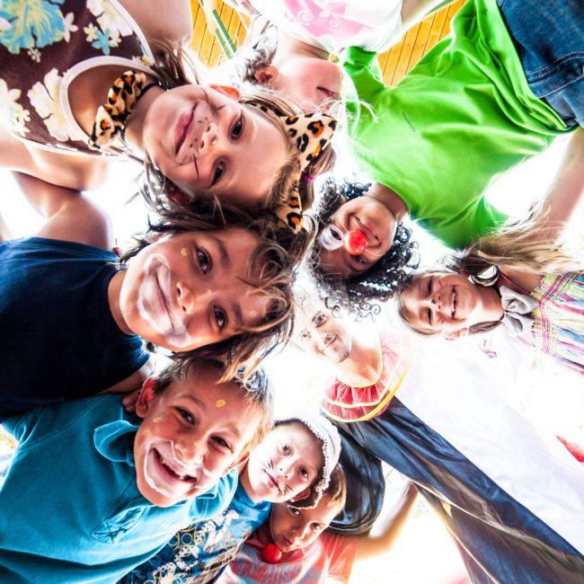 camping Gironde avec club enfant