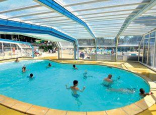 camping Gironde avec piscine couverte