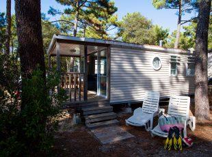 mobil home Gironde Alizé