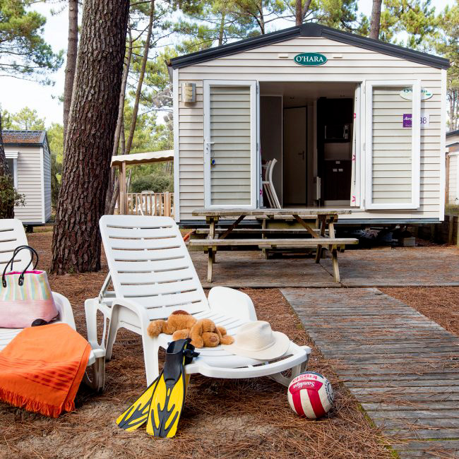 mobil home Aquitaine Cosy