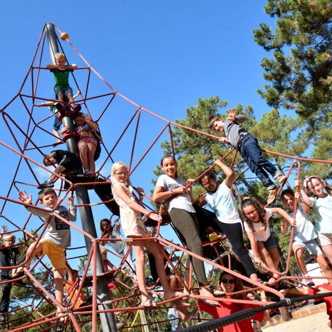 camping Gironde avec parc pour enfants